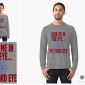 Look me in the eye… MY THIRD EYE Lightweight Sweatshirt and more