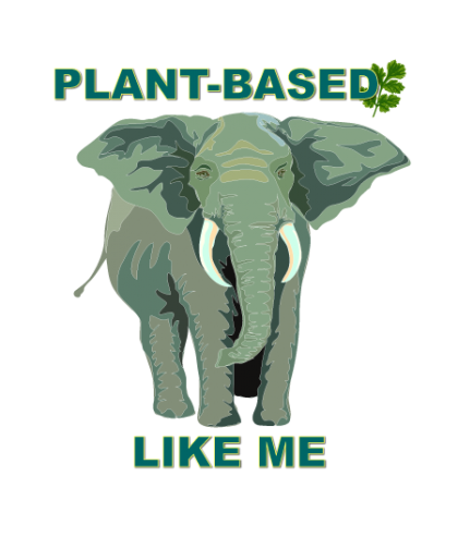 PLANT BASED Fun T-shirts, Gifts and Products