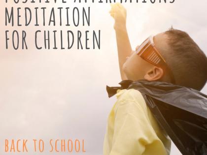 Welcome Back to school – positive affirmations meditation#mindsetquotes#growthmindset