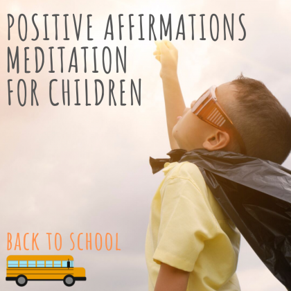 Welcome Back to school – positive affirmations meditation#mindsetquotes#growthmindset
