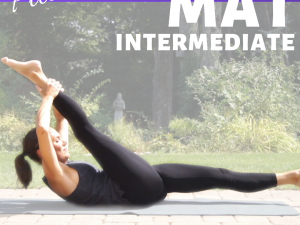 Pilates Intermediate Mat Workout Youtube#rebekaharamini#bodyilluminate#bodyillumination#pilates