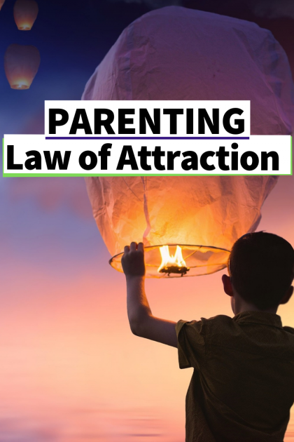 Parenting – Law of Attraction – Abraham Hicks