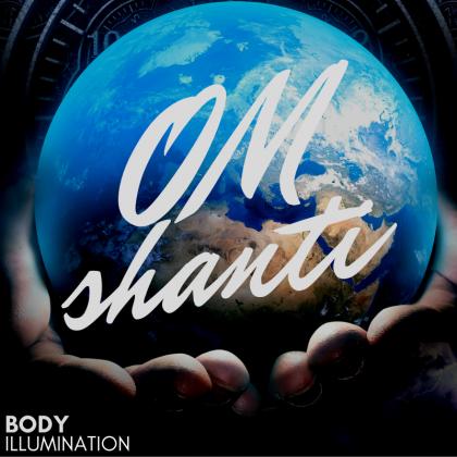 OM SHANTI chanting – peaceful music for meditation