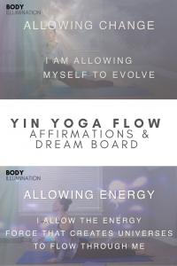Allowing Change Yin Yoga Flow