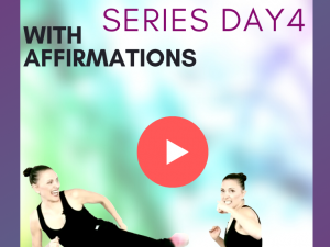 HIIT and KICK – Cardio Kickboxing and high intensity interval training combo 🔥Affirmations👊Day 4