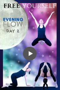 Free yourself yoga postures