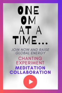 On Om at a time Meditation Collaboration