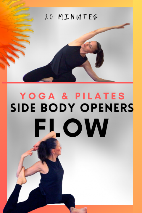 Morning Flow Yoga and Pilates