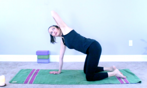 Free your body pose