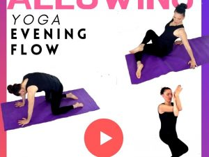 LET GO AND ALLOW Evening YOGA FLOW